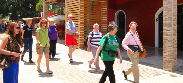 CIRCUITOS TURISTICOS: vacaciones en grupo
