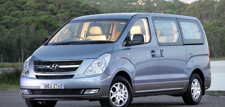 Car-Hyundai-Van