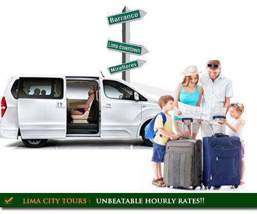 city tours en lima