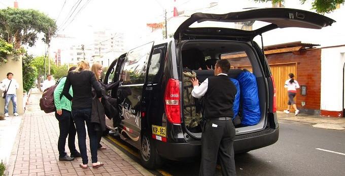 Tour de compras en Lima